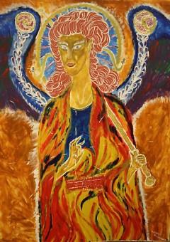 The Angel, by Magnus Anyanwu