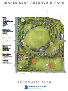 Example of New Sustainable Park Design in Seattle