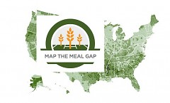 Released April 14, Map the Meal Gap 2015 found 80,800 people at risk of hunger in Kent County.