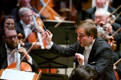 Music Director Marcelo Lehninger conducts his first season-opening concerts with the Grand Rapids Symphony on Sept. 15-16.