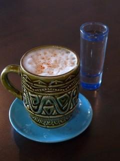 Mayan Buzz Latte