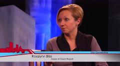 Mayor of Grand Rapids Rosalynn Bliss