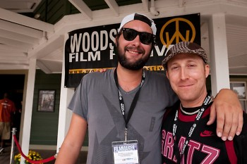 Medora filmmakers Andrew Cohn and Davy Rothbart