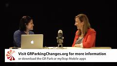 Kara Wood and Julie Way on GRTV's NPO Showcase