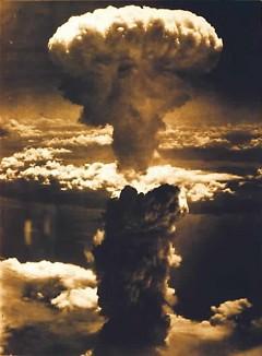 The Cloud of Death (Courtesy: Hiroshima Peace Memorial Museum)