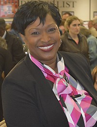"GRPS Superintendent Teresa Weatherall Neal hopes the Trump administration and public-school officials can ""learn and come togeth"