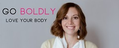 GO Boldly, positive body image campaign