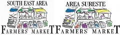 South East Area Farmer's Market Logo (english and spanish)
