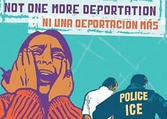 """Not One More Deportation"""