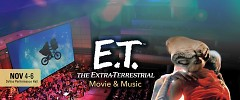E.T. - Movie + Score by the Grand Rapids Symphony