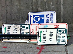 GRCC students' parking habits in the Heritage Hill area have raised issues with residents.