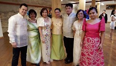 Traditional dress of the Philippines