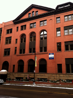 The DGRI location at 29 Pearl Street