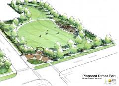Pleasant Park Concept Design, 2010