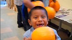 GAAH Press Club's pumpkin interview