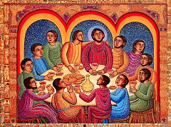 Last Supper, John Swanson