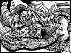 Kings Solomon and Sheba, Steve Prince