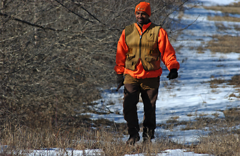 The bulk of wildlife management projects are funded through the purchase of hunting and fishing licenses and equipment.