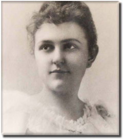 Grace Dyer Hunting, grandmother of John R. Hunting