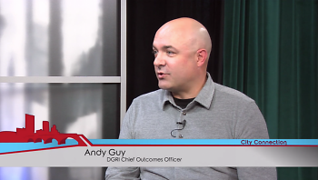 Andy Guy from Downtown Grand Rapids Inc.