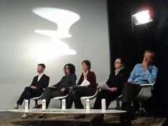 Left to Right: Green, Freiman, Wilson, Szenasy and Eccles