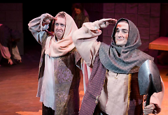 Circle Theatre's performance of Spamalot
