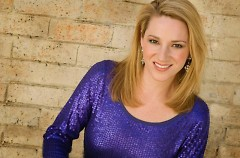 Australian soprano Susan Lorette Dunn is guest soloist with the Grand Rapids Symphony on May 19-20, 2017