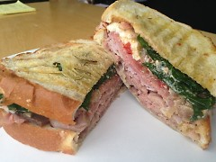 Sweet Melissa's Mafioso is the final sandwich of our top three for the day.