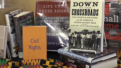 Some highlights from African American collection at Grand Rapids Public Library.