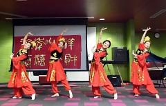 Uighur Ethnic Dancers
