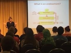 USAS hosted presentation