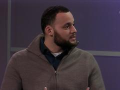 Daniel Williams on NPO Showcase