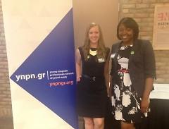 Co-Chairs Megan Murphy & Breannah Alexander