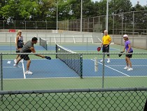 Benefit for Life Pickleball Tournament
