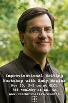 Andy Mozina at GLCL