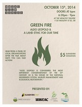 Green Fire - Film and Discussion