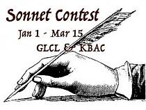 GLCL Sonnet Contest Jan - Mar 15, 2016