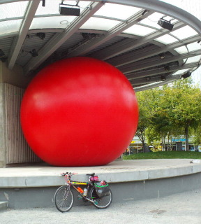 Big Red Ball