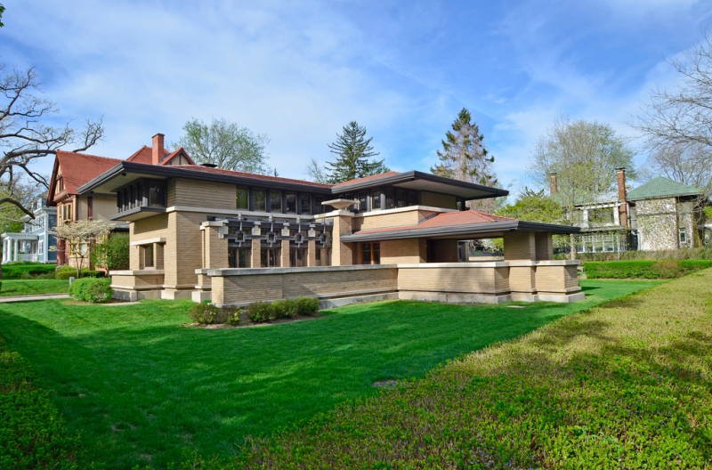Meyer May House By Frank Lloyd Wright The Rapidian